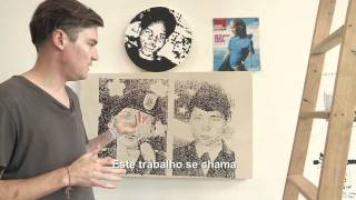 #emnomedosartistas (Entrevista) Nate Lowman