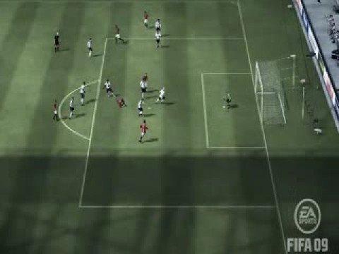 Fifa 09 Ronaldo Bicycle Kick