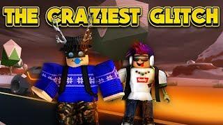 THE CRAZIEST GLITCH IN JAILBREAK! (ROBLOX Jailbreak)