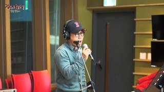 정오의 희망곡 김신영입니다 - Kim Yeon Woo - Melt Away, 김연우 - 눈물고드름 20141218