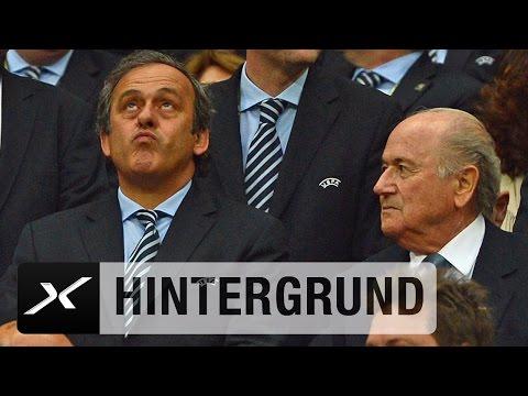 "Michel Platini zu Sepp Blatter: ""Hör' auf!"" | UEFA droht mit Rückzug | Korruptionsskandal bei FIFA"