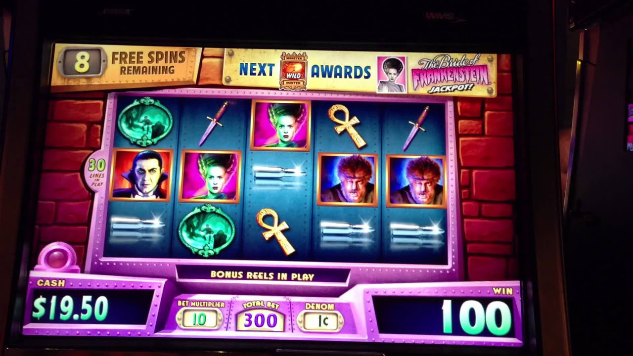 Monsters House Slot Machine - Play Online for Free Instantly
