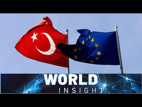 World Insight— Turkey accession to EU; Story of Jane Goodall 11/26/2016