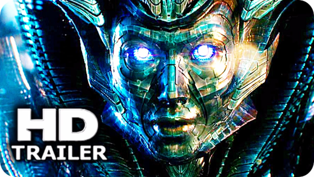 Transformers 5 Quintessa Reveal Trailer 2017 Transformers The Last Knight Action Movie Youtube