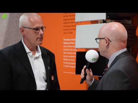 Zeitung E&M im Gespräch mit Dr. Olaf Wollersheim, CEO der SOLARWATT INNOVATION  | E&M TV - News
