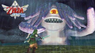The Legend Of Zelda: Skyward Sword HD - [Part 27 - The Sand Ship] - 100% Walkthrough
