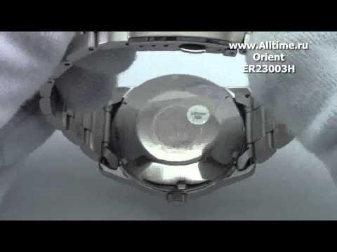 Мужские японские наручные часы Orient ER23003H