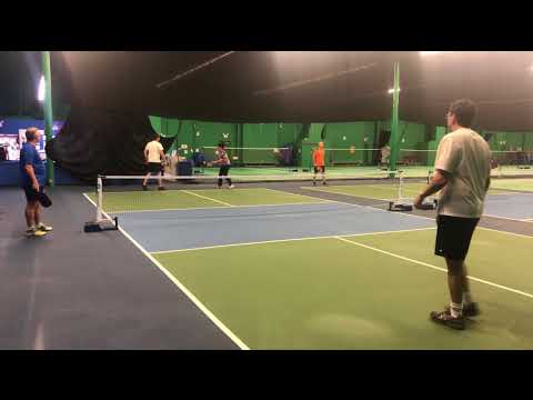 REAL Radio Pickleball - Watch The Phile Play Pickleball!