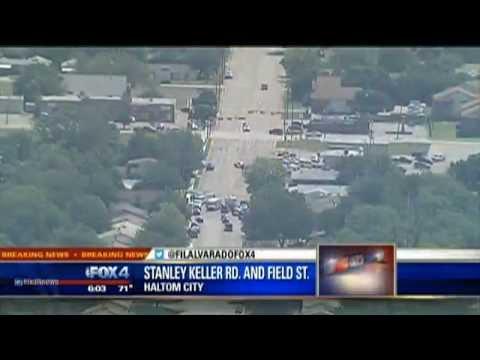 Haltom City standoff over