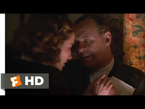 A Racy Book - The Remains of the Day (5/8) Movie CLIP (1993) HD