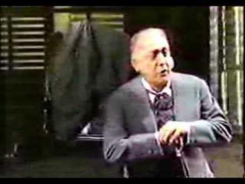 """The great Piero Cappuccilli  - """"Di Provenza"""" - Live"""