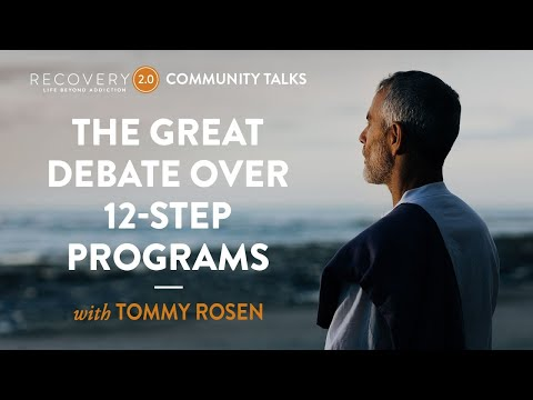 The Great Debate Over 12-Step Programs with Tommy Rosen