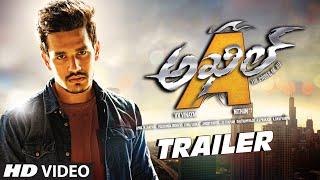 Akhil-The Power Of Jua Trailer || Akhil-The Power Of Jua || AkhilAkkineni,Sayesha