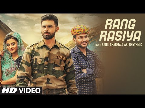 Rang Rasiya Full Video  Aki Rhythmic Ft Sahil Sharma  Latest Hindi  2017  New Hindi  2017