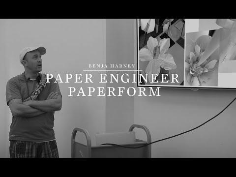 deFrost* 38: Benja Harney - Paper Engineer - Paperform