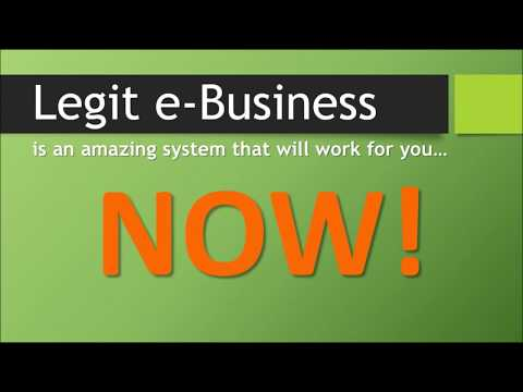 A New Legitimate e-Business - Email and CPA Online Jobs for Any Person in Any Country