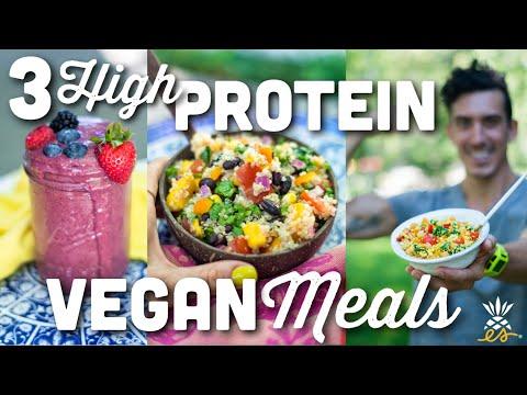 3-high-protein-vegan-beginner-meals