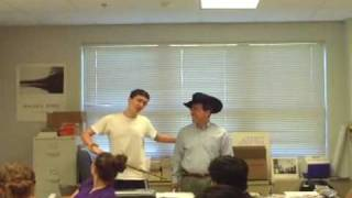 "AP Literature Prank - ""Pure Imagination"" Spoof"