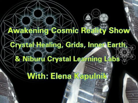 Crystal Healing and Connection to Inner Earth