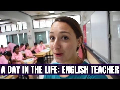 TEACHING ENGLISH IN THAILAND: A Day in the Life  //  236