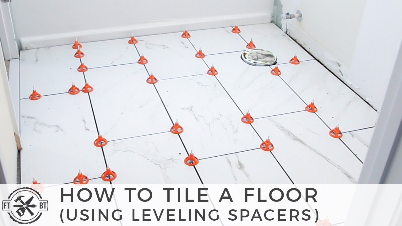 How To Tile A Small Bathroom Floor