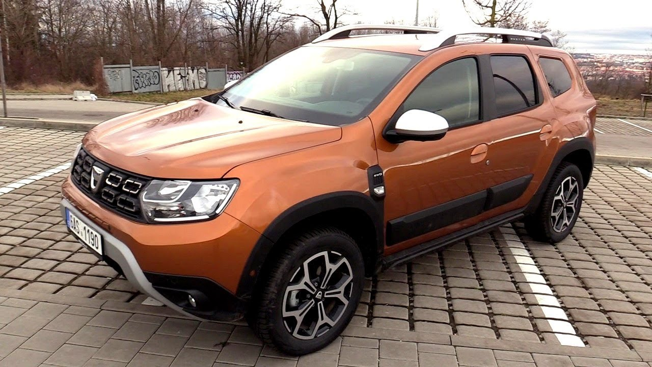 new dacia duster 2018 walkaround exterior interior medianav youtube. Black Bedroom Furniture Sets. Home Design Ideas