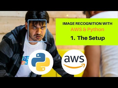 Image Recognition with AWS Rekognition using Python boto3 library