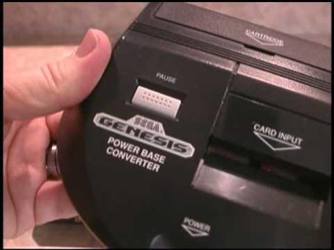 Classic Game Room - SEGA POWER BASE CONVERTER review thumbnail