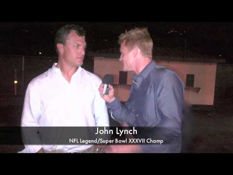 Interview with NFL Legend John Lynch