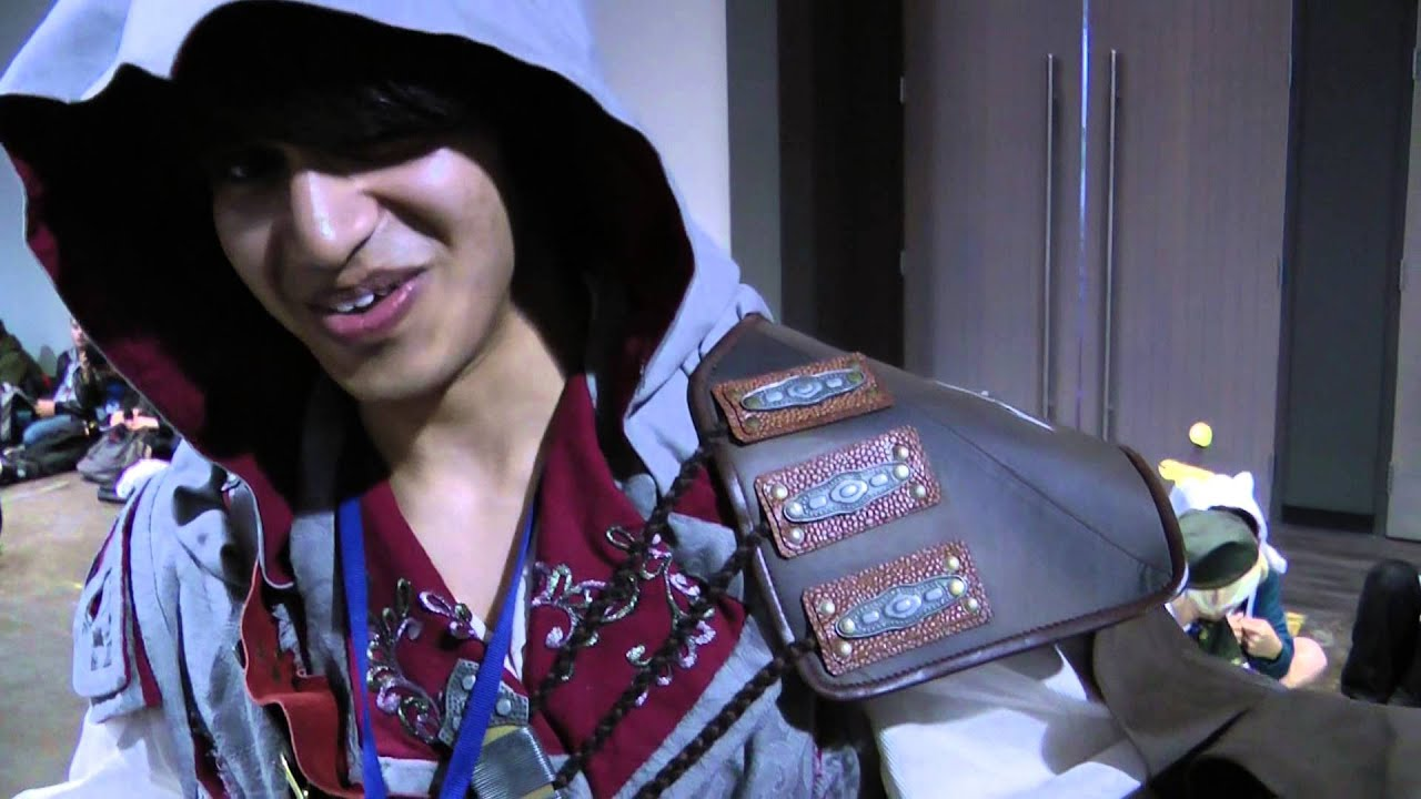 Assassin S Creed S Ezio Auditore Da Firenze Cosplays And Tells Why He S Badass