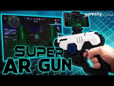 Super AR Gun - Aim, Shoot, Fire!