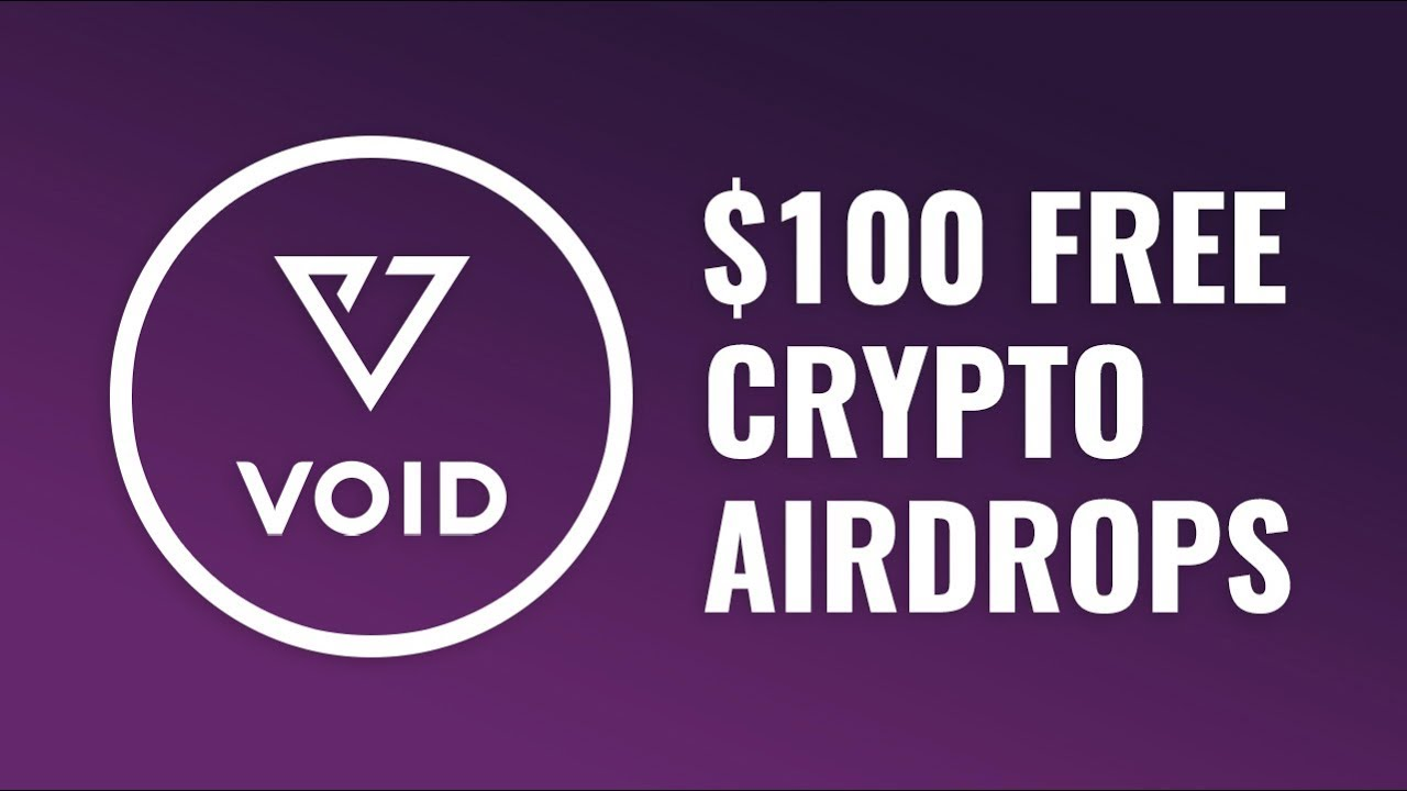 how to get cryptocurrency airdrops