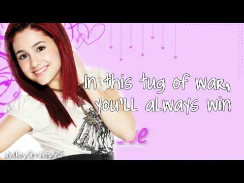 Ariana Grande - Love The Way You Lie (with lyrics)