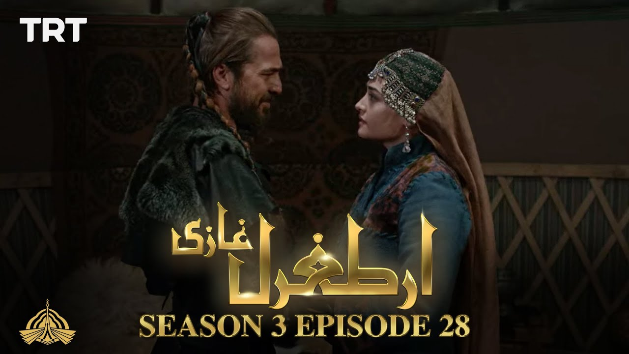 Ertugrul Ghazi Urdu | Episode 28 | Season 3