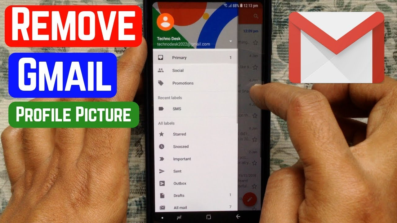 How To Remove Gmail Profile Picture 9