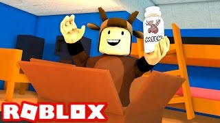 MAILING MYSELF IN A BOX CHALLENGE IN ROBLOX! (Roblox Box Challenge)