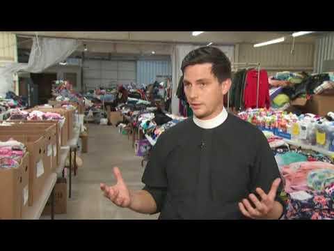 KVUE - Helping storm victims in La Grange