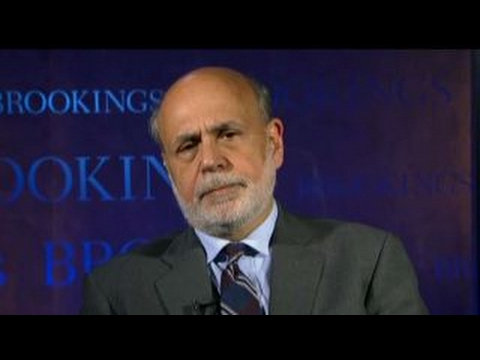 Bernanke on U.S. economy: We need more strength from business investment