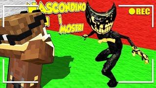FUGA DAL MOSTRO PIÙ PAUROSO!! (Gmod NASCONDINO con i MOSTRI)