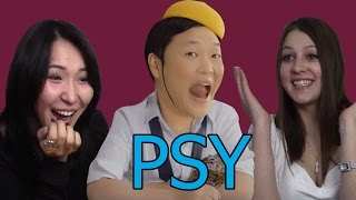 Реакция на PSY Daddy Russian Speakers react to PSY Daddy