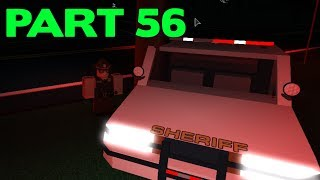 Roblox Mano County Patrol Part 56 | Night Patrol! |