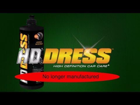 HD Dress - Trim Protector