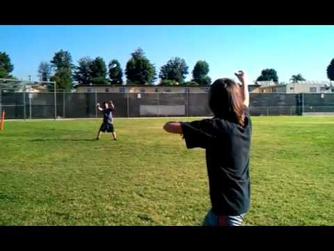 Frisbee: The Ultimate Sport Commericial (Mr Spaulding)