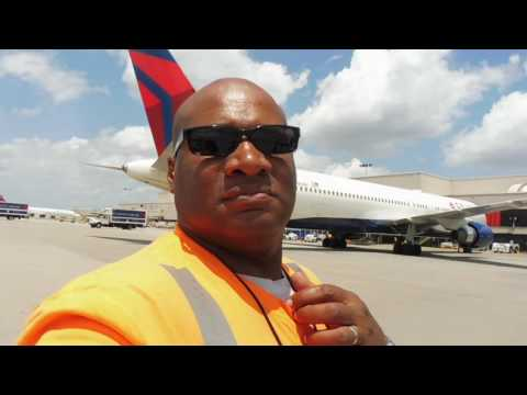 MY HARTSFIELD-JACKSON ATLANTA INTERNATIONAL AIRPORT MOVIE 2016 PART #1