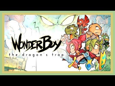 Juega Un Clásico... Wonder Boy: The Dragon's Trap / Xbox One
