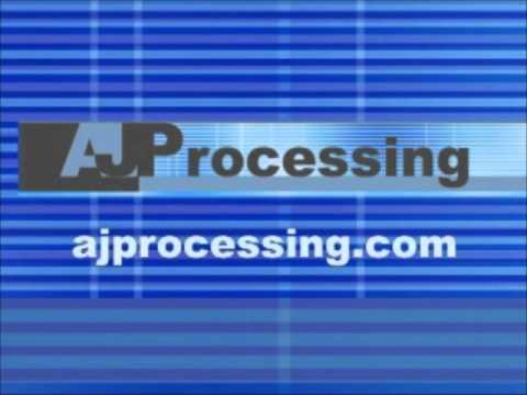 AJ Processing: Typing, Transcription, Data Entry & Scanning Services