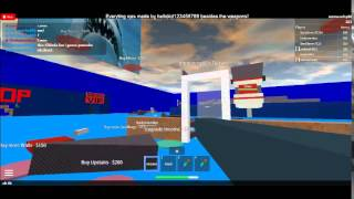 C'mon little sharky ROBLOX JAWS DEFENSE TYCOON