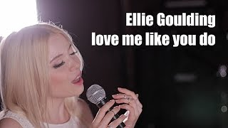 Ellie Goulding - love me like you do (polina.me cover)