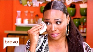 RHOA: Peter Thomas Brings Cynthia Bailey to Tears (Season 9, Episode 2) | Bravo
