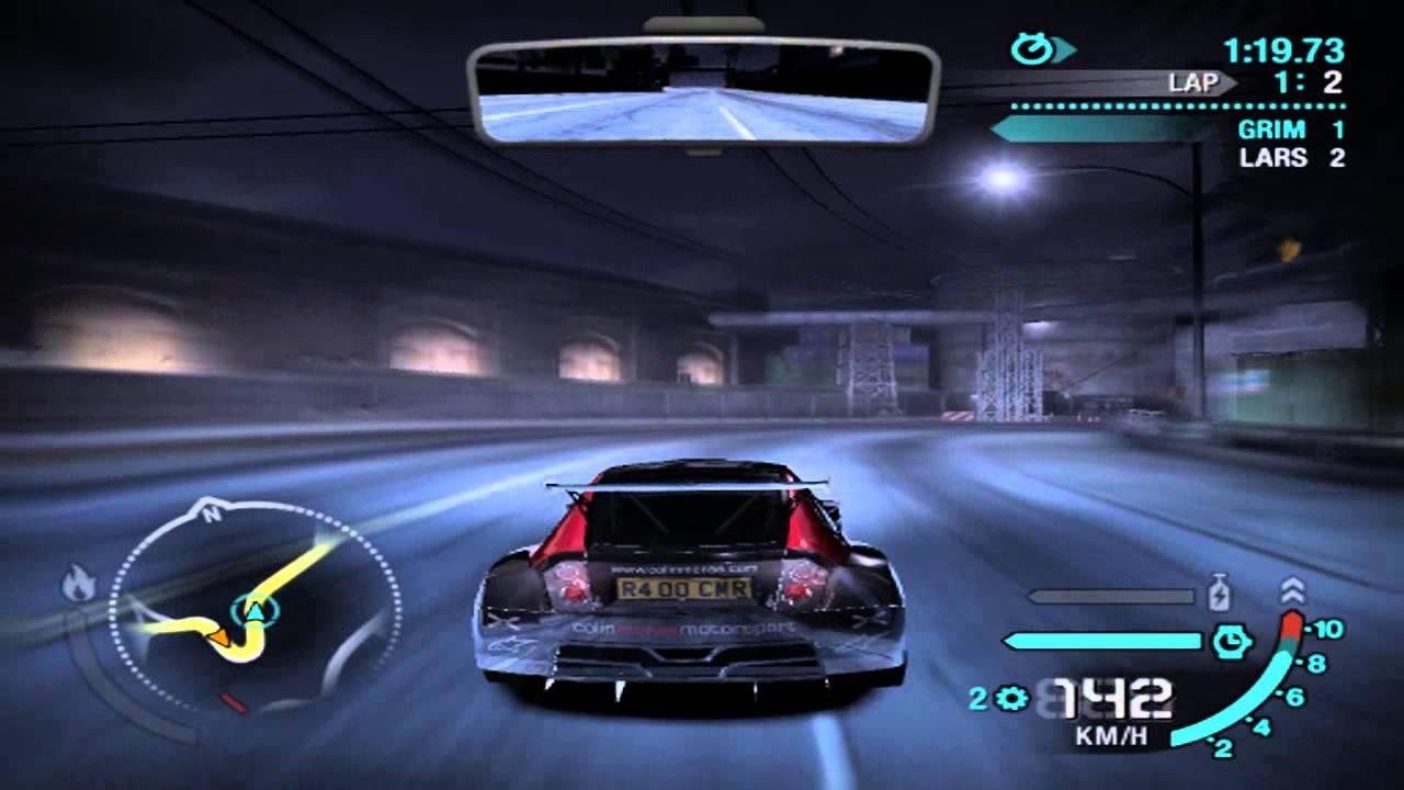Nfs Carbon Colin Mcrae R4 Vs Mitsubishi Eclipse Gt Hd